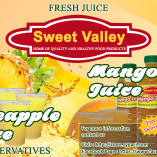 Sweet Valleys Products